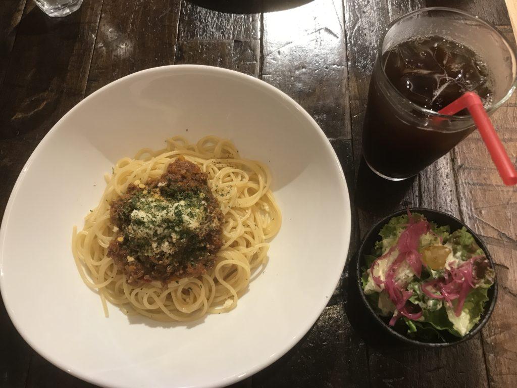 cafe&kitchen「REGALO」パスタセット編