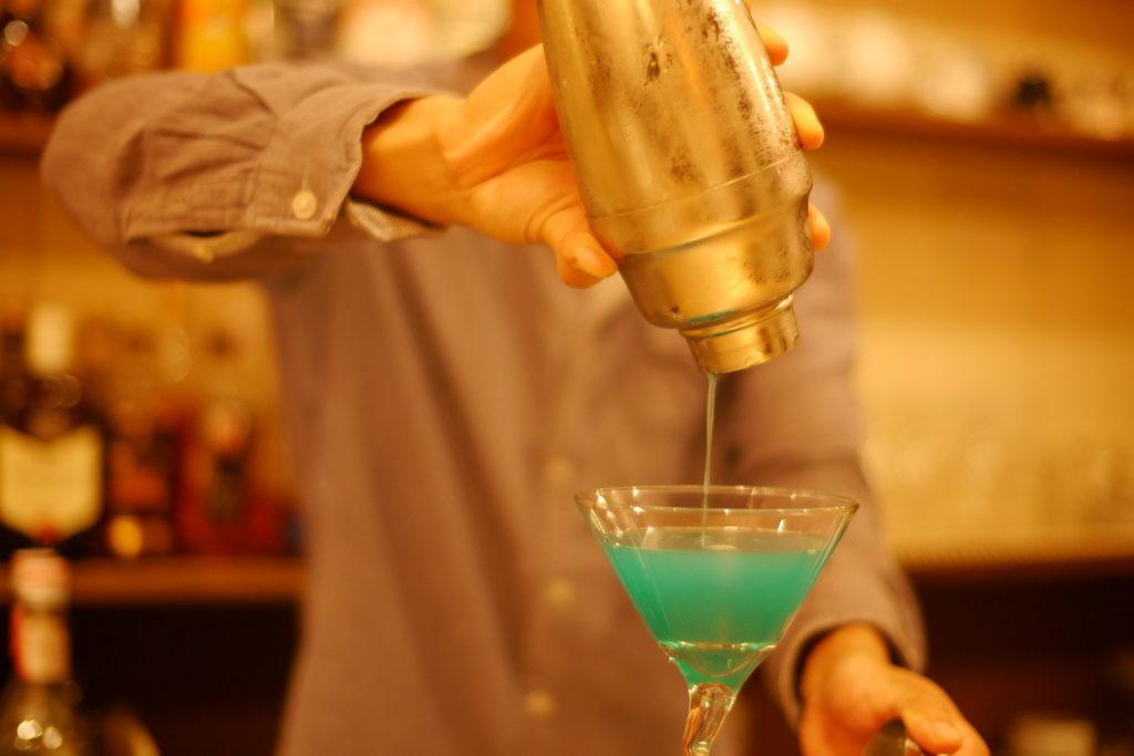 北千住で本格的なカクテルが楽しめる【Bar shallow】カクテルコースイベント