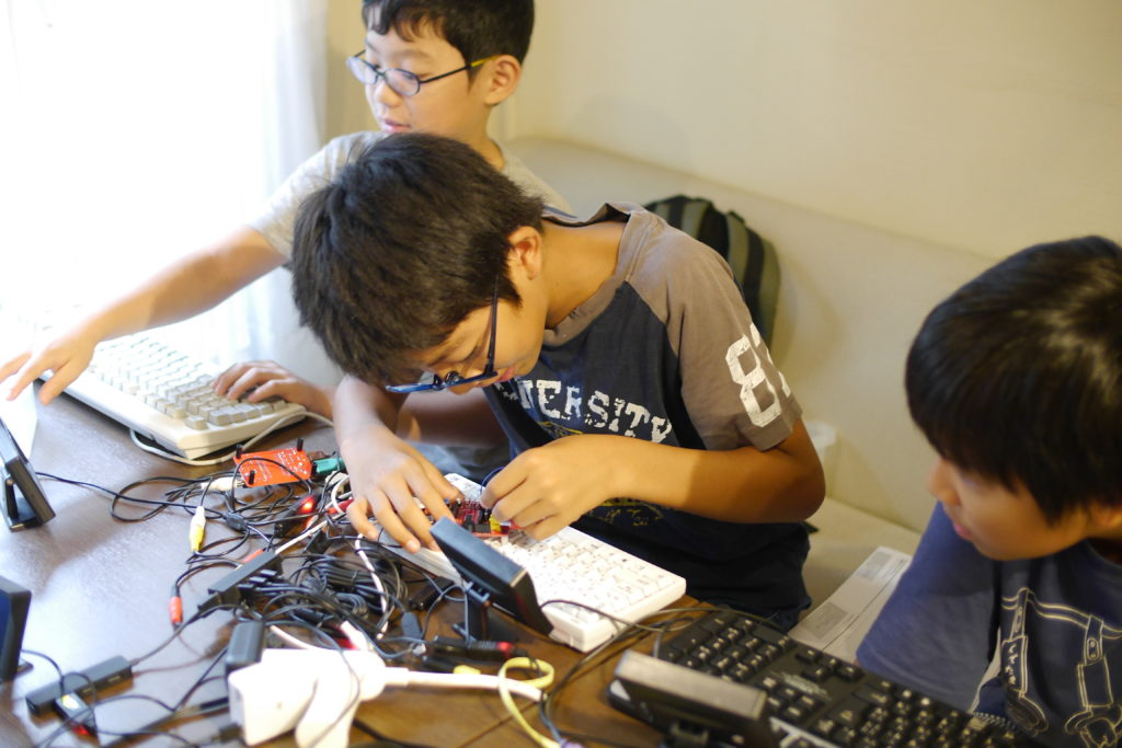 PCN北千住「第三回プログラミング教室」レポート