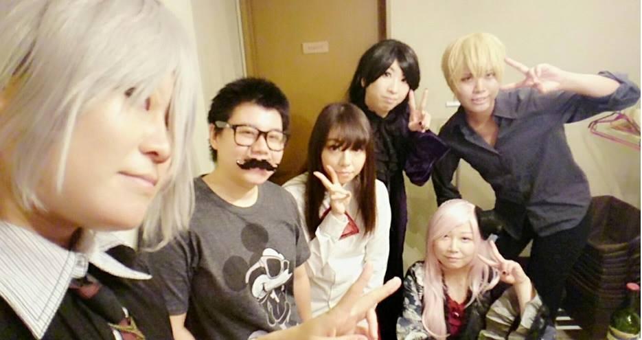 わくわく♪ハロウィンナイト☆執事&メイドコスプレバー「Blue Rose」イベント情報